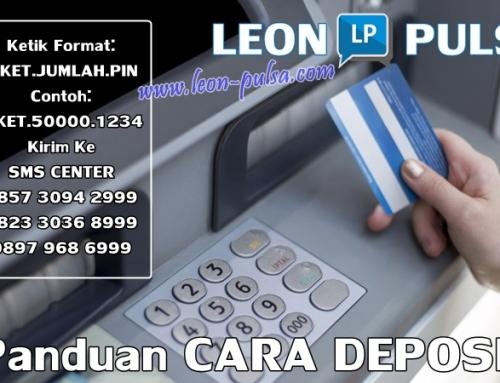 Panduan Cara Deposit Saldo Leon Pulsa